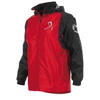 East Kilbride Hockey Junior Centro Windbreaker - Red