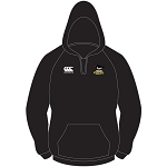 East Kilbride RFC Laptop Hoody - Black