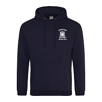 Edinburgh Hockey Club College Hoodie New French Navy Junior