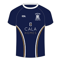 Edinburgh Hockey Club Mens Top Navy