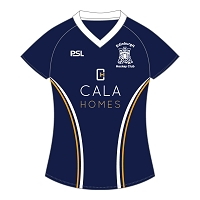 Edinburgh Hockey Club Womens Top Navy