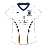 Edinburgh Hockey Club Womens Top White