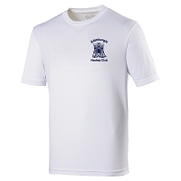 Edinburgh Hockey Club Cool T-Shirt White Junior