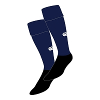 Edinburgh Hockey Club Team Sock Navy Senior