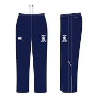 Edinburgh Hockey Club Team Track Pant Navy Senior