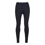 Edinburgh Netball Club Legging Black