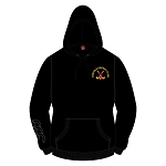 Eskvale Hockey Club Team Hoody Black Youth