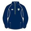 Falkirk RFC 1/4 ZIP Rain Jacket