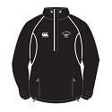 Fife Southern RFC 1/4 Zip Rain Jacket