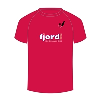 Fjordhus Reivers AWD T-Shirt Red