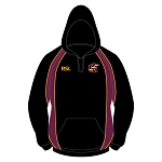 Galloway Cricket Club PSL Hoody Black Jnr