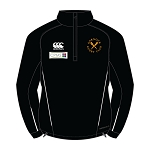 Garnock RFC Team Midlayer Top Black SNR