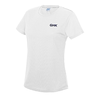 GHK Hockey Away Top - White