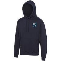 GHK Hockey College Hoodie - New French Navy