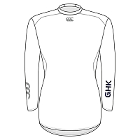 GHK Hockey Baselayer White