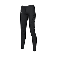 Glasgow Fury Netball Club Senior Power Stretch Legging - Black