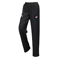 Glasgow Fury Netball Club Senior Stadium Pant - Black