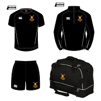 Grangemouth Stags Rugby Kit Pack
