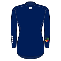 Hillhead Jordanhill Thermoreg Long Sleeve Baselayer Navy Snr