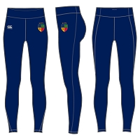 Hillhead Jordanhill Vapodri Full Length Tight Navy Female