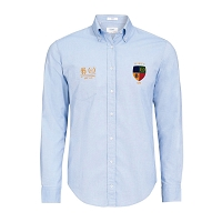 Hillhead Jordanhill 30th Anniversary Club After Match Fitted Shirt LS