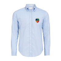 Hillhead Jordanhill Club After Match Fitted Shirt LS