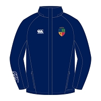 Hillhead Jordanhill Team Stadium Jacket Navy SNR