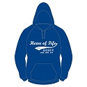 Howe of Fife Ladies Script Hoody