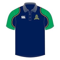Hyndland RFC Currumbin Polo Shirt Navy