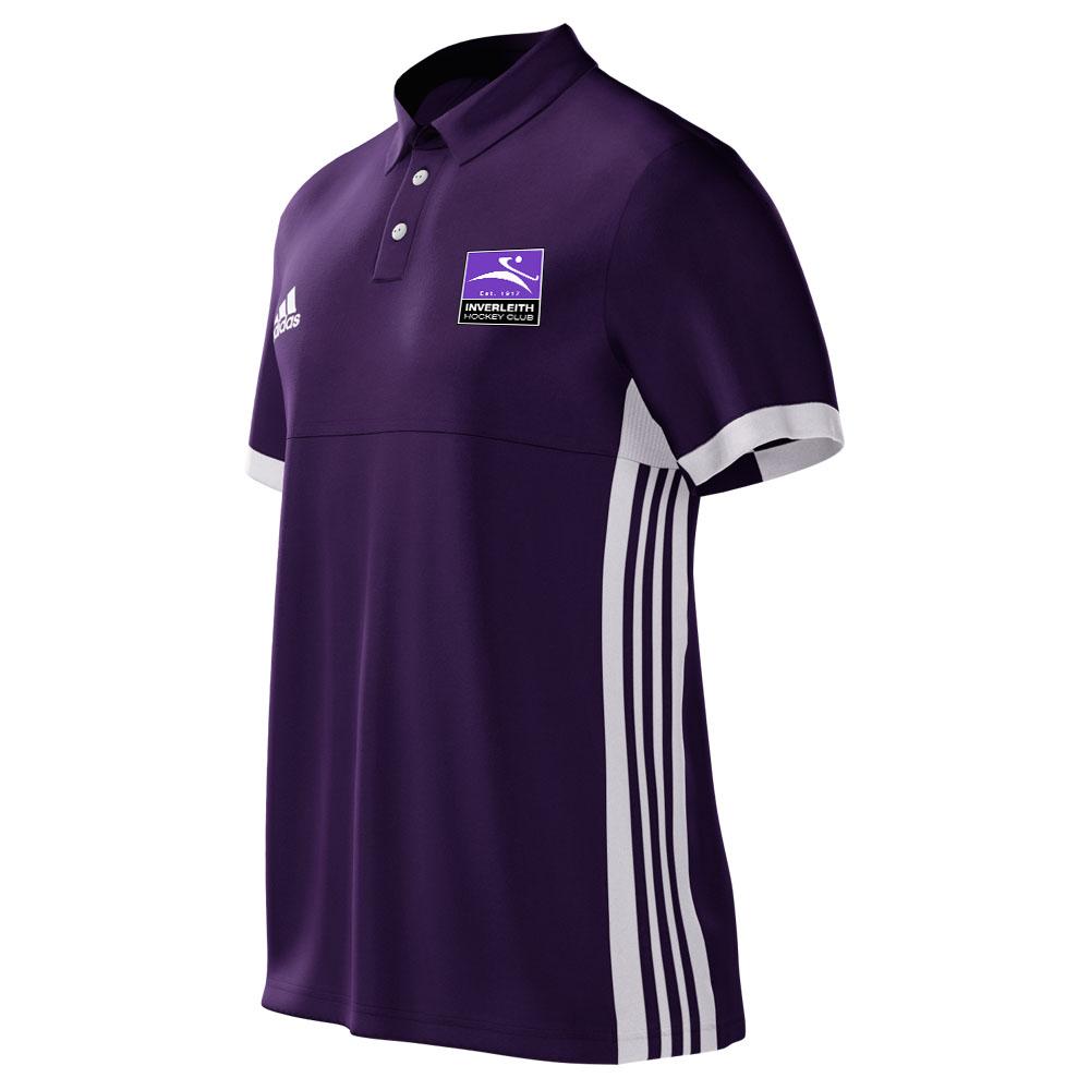Glasgow Warriors Home Games 2019: Inverleith Hockey Boys Purple Home Shirt