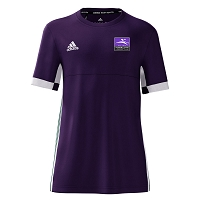 Inverleith Hockey Girls Purple Home Shirt