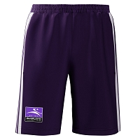 Inverleith Hockey Boys Purple Home Short