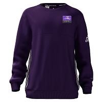 Old Style Inverleith Hockey Mens Crew Sweatshirt Purple