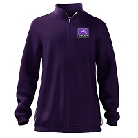 Inverleith Hockey Junior Track Jacket Purple