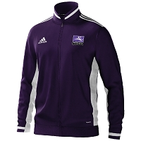 Inverleith Hockey Club Men's Track Jacket - Collegiate Purple/White