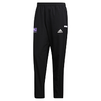 Inverleith Hockey Club Men's Woven Track Pant - Black/White