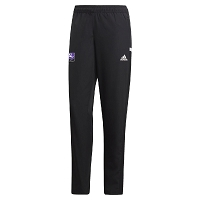 Inverleith Hockey Club Ladies Woven Track Pant - Black/White