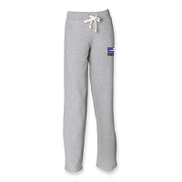 Inverleith Hockey Club Ladies Track Pant - Heather Grey