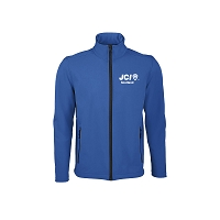 JCI Scotland Soft Shell Jacket Men's - Royal