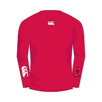 Kelso Harlequins RFC Thermoreg Long Sleeve Top