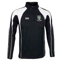 Kelso RFC Seniors PSL Pro Midlayer - Black/White