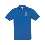 Kelvinside Academical Club Mens Polo Royal