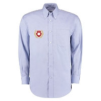 Kilmarnock RFC Long Sleeve Dress Shirt - Light Blue