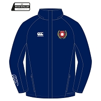 Kilmarnock RFC Team Stadium Jacket - Navy/White