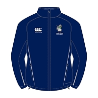 Kings Cross Steelers RFC CCC Team Full Zip Rain Jacket
