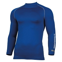 Knightswood FC - Rhino L/S Baselayer - Royal Blue