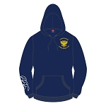 Lanark Eagles Team Hoody Navy Jnr