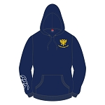Lanark RFC Team Hoody Navy