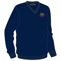 Lenzie RFC Glenmuir V Neck Sweater