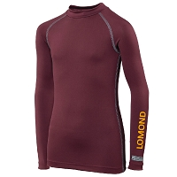 Loch Lomond RFC Baselayer Long Sleeve Maroon Junior